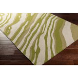 Courtyard Indoor/Outdoor Rug (Green)