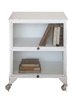 Emily's Bookcase Cabinet