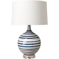 Tydeline Lamp - Navy