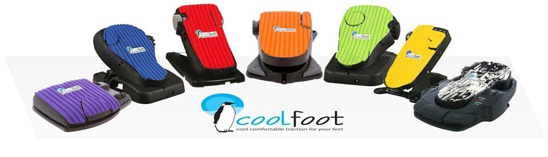Coolfoot hot pad bass boat pedal pad
