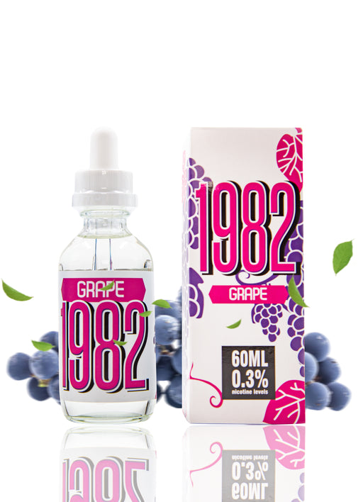 LOVE VAPE - 1982 GRAPE E-LIQUID