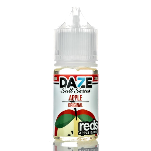 7 DAZE - REDS APPLE SALT SERIES - REDS APPLE 30ML