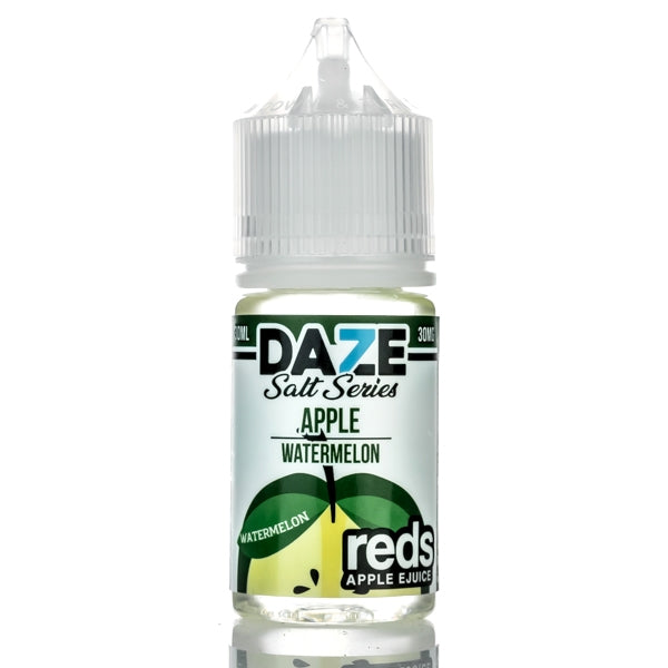 7 DAZE - REDS APPLE SALT SERIES - WATERMELON 30ML