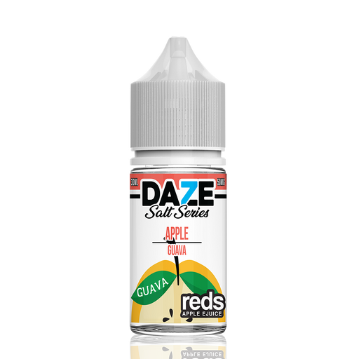 7 DAZE - REDS APPLE SALT SERIES - GUAVA 30ML