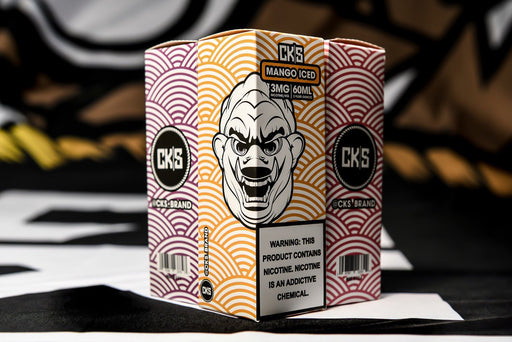 CKS Original 60ml E-liquid