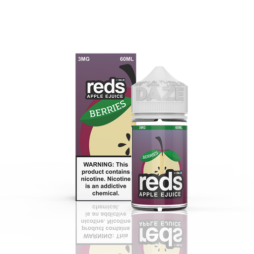 7 DAZE - BERRIES REDS APPLE E-LIQUID