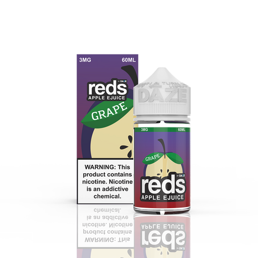 7 DAZE - GRAPE REDS APPLE E-LIQUID
