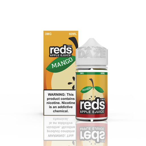 7 DAZE - MANGO REDS APPLE E-LIQUID