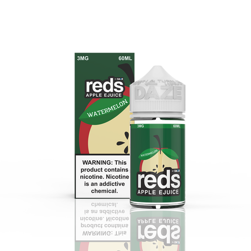 7 DAZE - WATERMELON REDS APPLE E-LIQUID
