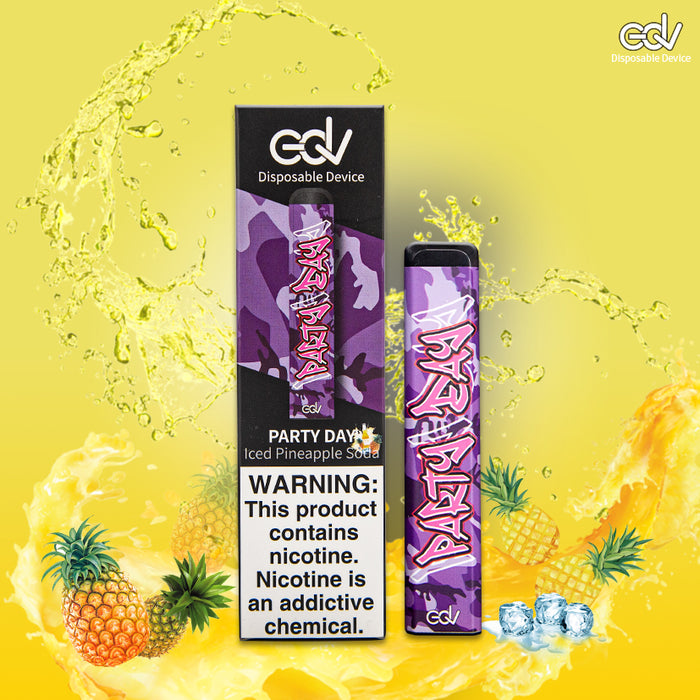EDV DISPOSABLE DEVICE