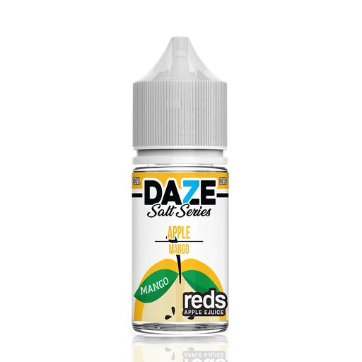 7 DAZE - REDS APPLE SALT SERIES - MANGO 30ML