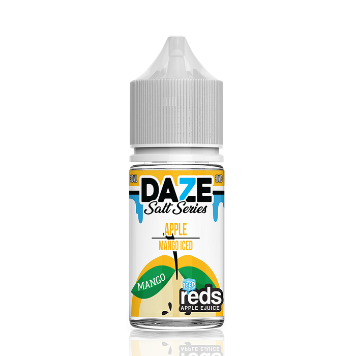 7 DAZE - REDS APPLE SALT SERIES - MANGO ICED 30ML