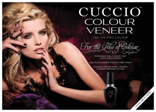 Cuccio Colour Veneer Gel Polish ( Gelish )