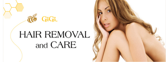 GiGi Hair Removal Waxing Supplies