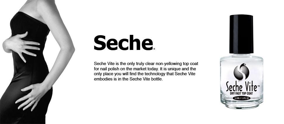 Seche Nail Products and Nail Supplies