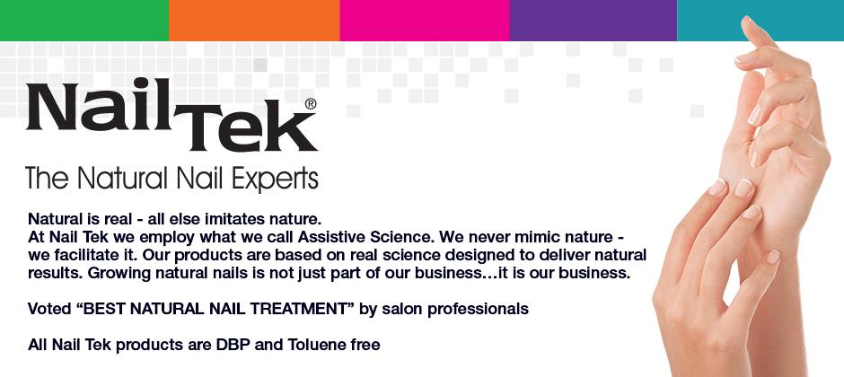Nail Tek Nail Products, Nail Supplies and Skin Care Products
