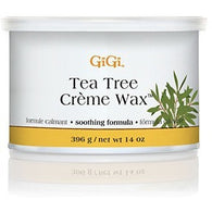 GiGi Tea Tree Crème Wax 14 oz