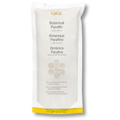 GiGi Botanical Blend Paraffin 1 lb ( Paraffin Wax For Hands And Legs )