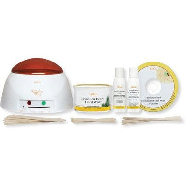GiGi Brazilian Waxing Kit ( Hard Wax Kit )
