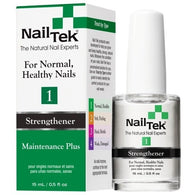 Nail Tek Maintenance Plus 1 0.5 fl oz – For Normal, Healthy Nails