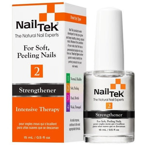 Nail Tek Intensive Therapy 2 0.5 fl oz – For Soft, Peeling Nails
