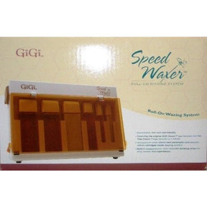 GiGi Speed Waxer Roll-on Waxing System ( Soft Wax Roller System )