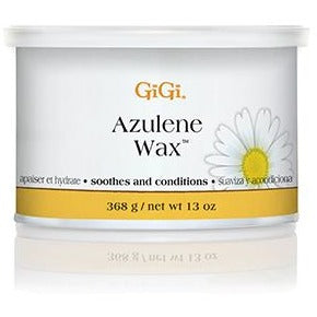 GiGi Azulene Wax 13 oz ( Soft Wax )