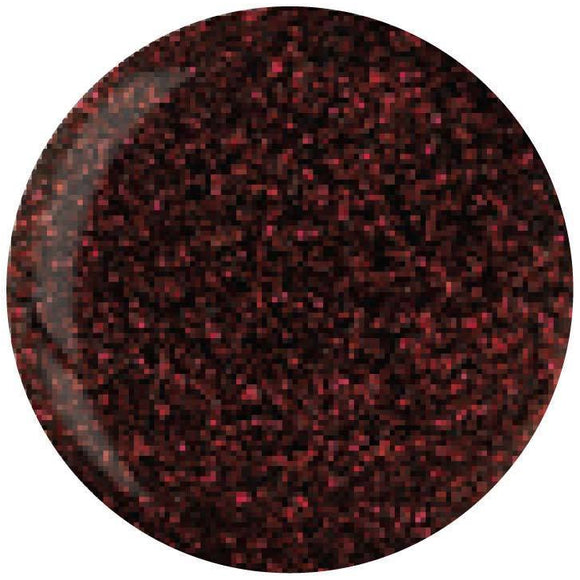 Black With Red Glitter 1.6 oz (CPro-5611)
