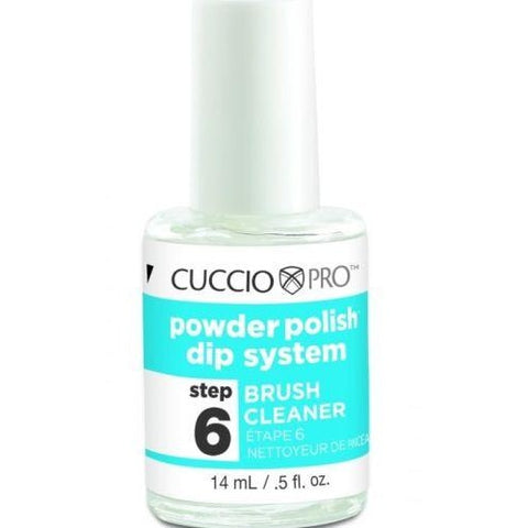 POWDER POLISH - BRUSH CLEANER 0.5 FL OZ (CPro-5505)