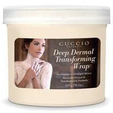 Cuccio Deep Dermal Transforming Wrap 26 oz ( Hand, Body and Foot Mask )