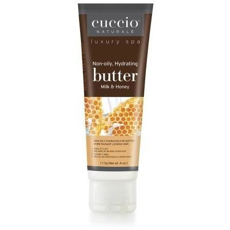 Cuccio Milk & Honey Butter Blend Tube 4 oz ( Hand, Body and Foot Cream )