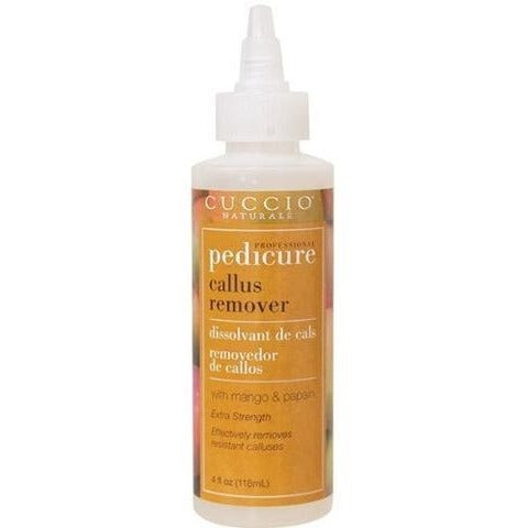 Cuccio Pedicure Callus Softener with Mango & Papain 4 oz ( Callus Remover )