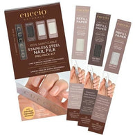 Cuccio Stainless Steel Nail File Pro Pack