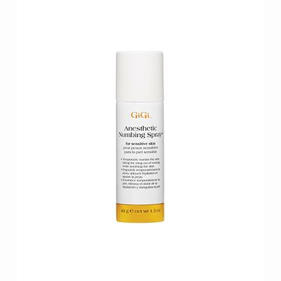 GiGi Anesthetic Numbing Spray 1.5 fl oz