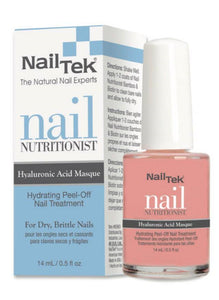 Nail Tek Nail Nutritionist Peel-Off Nail Masque 0.5 fl oz