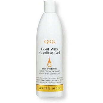 GiGi Post Wax Cooling Gel 16 fl oz ( After Wax Cooling Gel )
