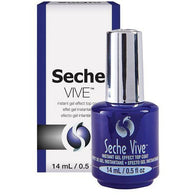 Seche Vive 0.5 fl oz - Instant Gel Effect Top Coat