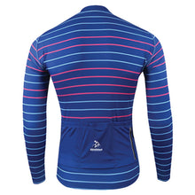 Bike to the Beach Autumn New Long-Sleeve Jersey - Mens