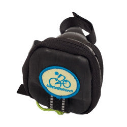 Custom Clutch Saddle Bag From Green Guru