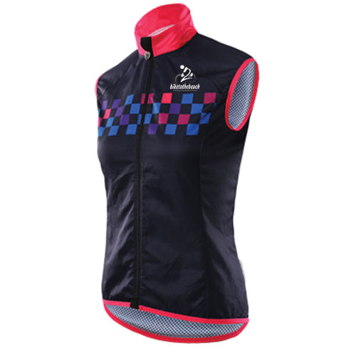 Bike to the Beach Cycling Vest - Women's