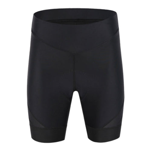Bike to the Beach Black Cycling Shorts - Womens