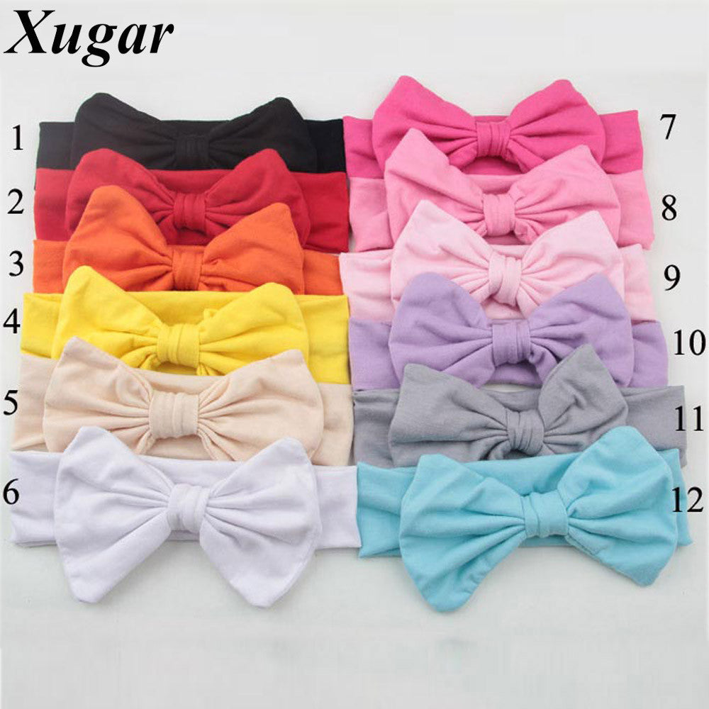 Girls Cotton Headband