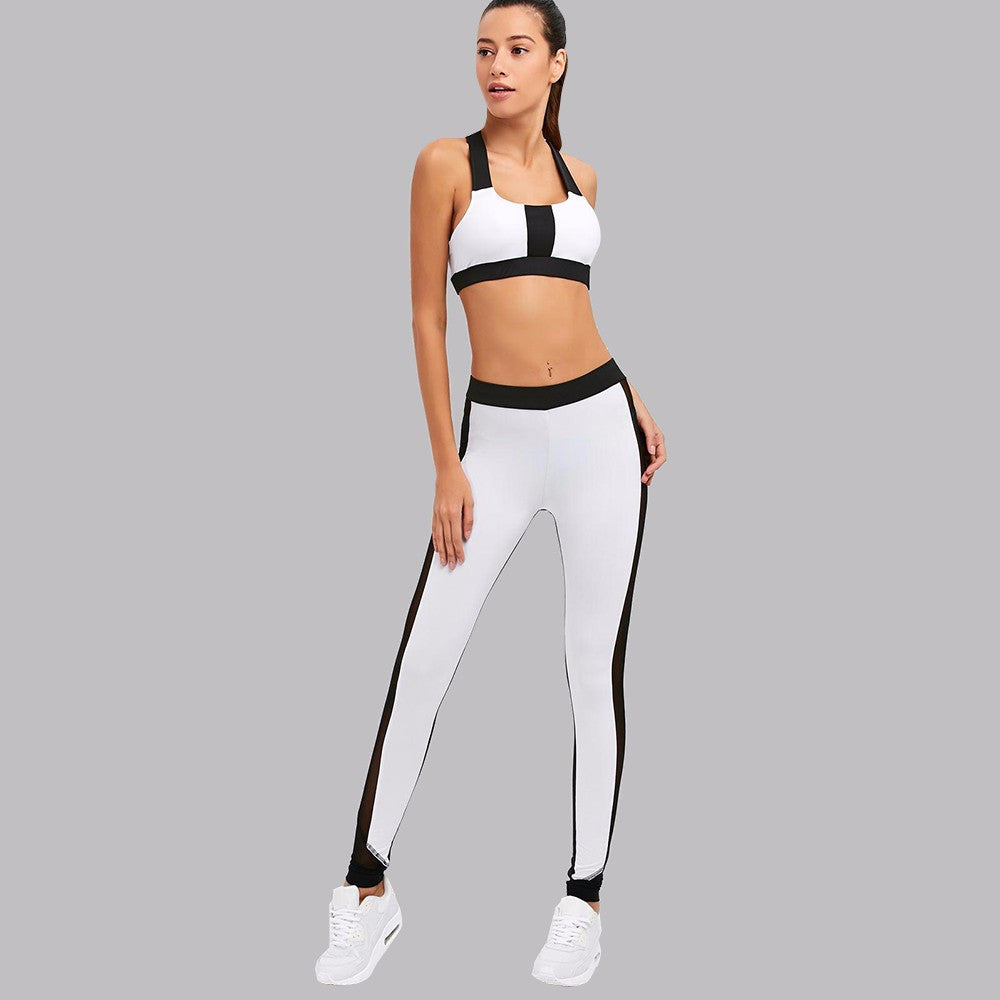 New Women Yoga Sport Suit