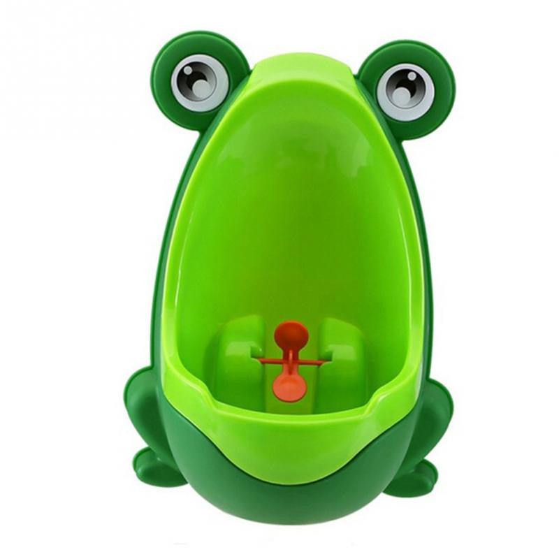Animal Shape Children Potty Removable Toilet Training - Urine Groove Separation Early Learning Boys Pee Trainer