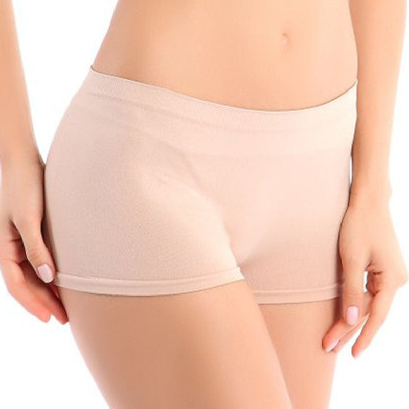 New Fashion Women Colorful Soft Comfortable (Convenience Workout Waistband Skinny Shorts)
