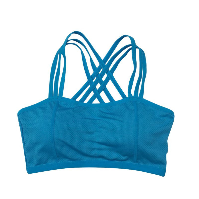 Women's Vest Bra Crop Top (Seamless Fitness Bra Tank Tops)