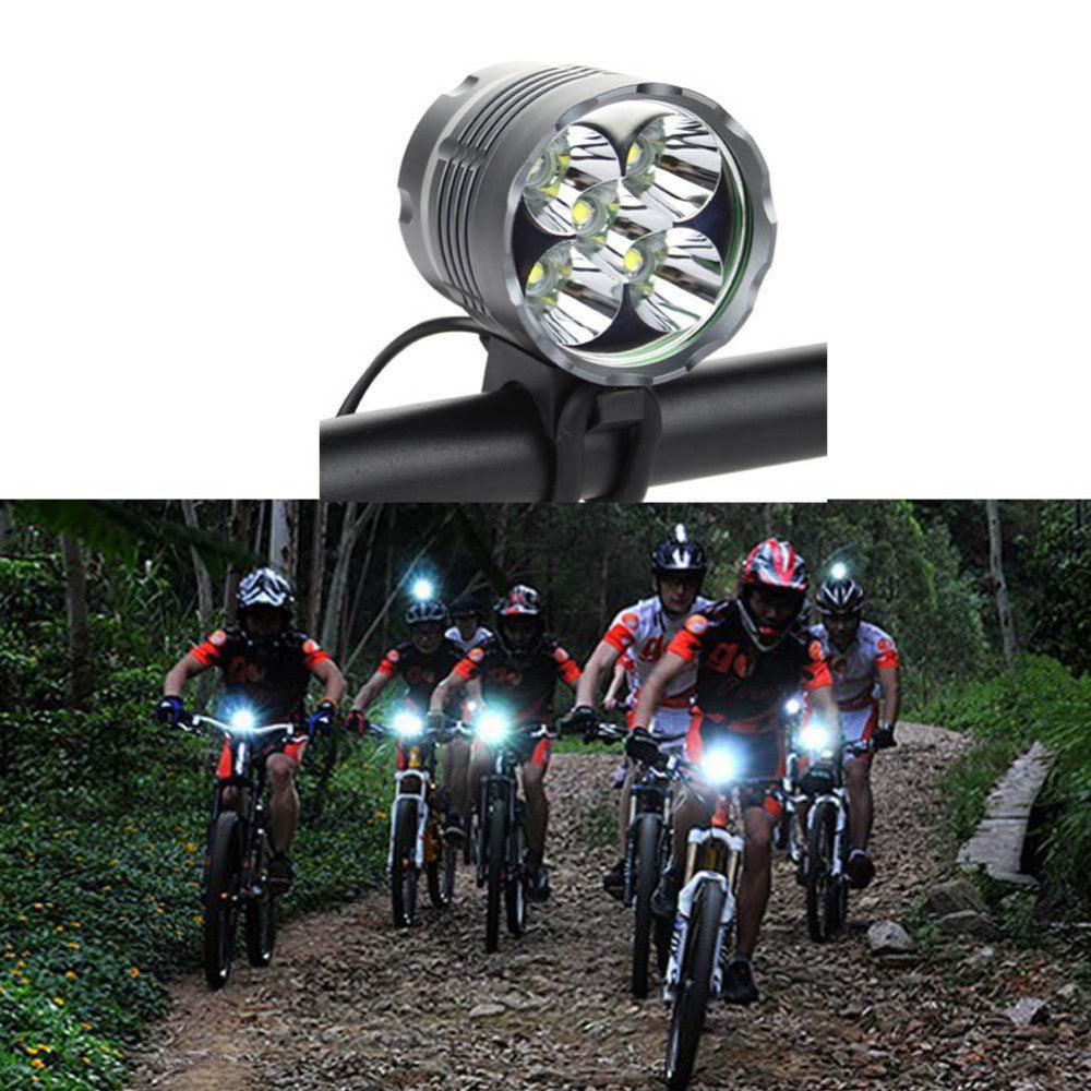 LED Bike Light Bicycle Front light (Waterproof Headlamp)