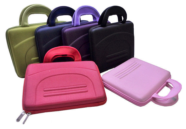 "High Quality 10"" (25.4cm) Colorful Hard Netbook Laptop Sleeve Case (Bag for ipad 2  3  4 5 6 SLEEVE BAG)"