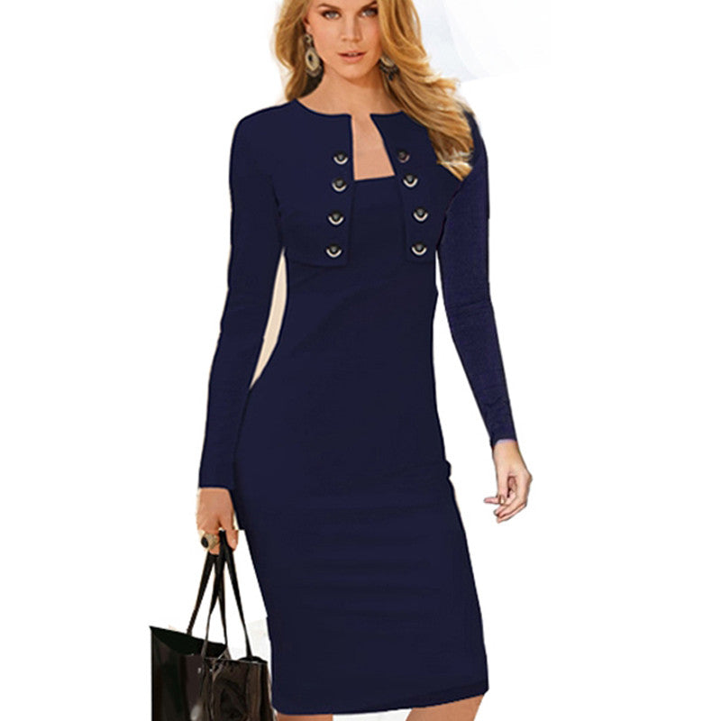 Autumn Winter Women Business Casual