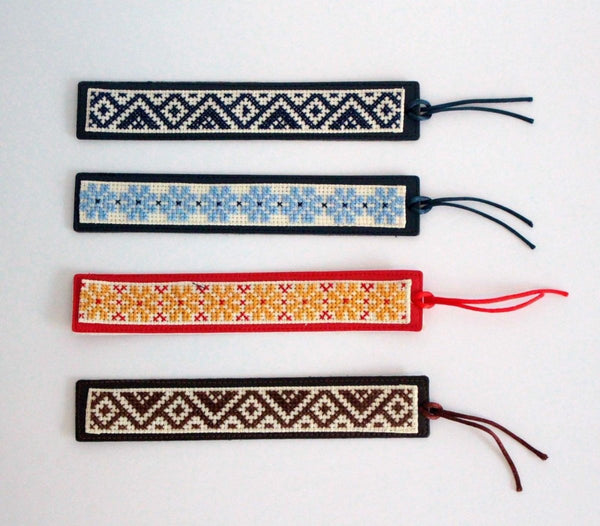 Tatreez Bookmark - Darzah